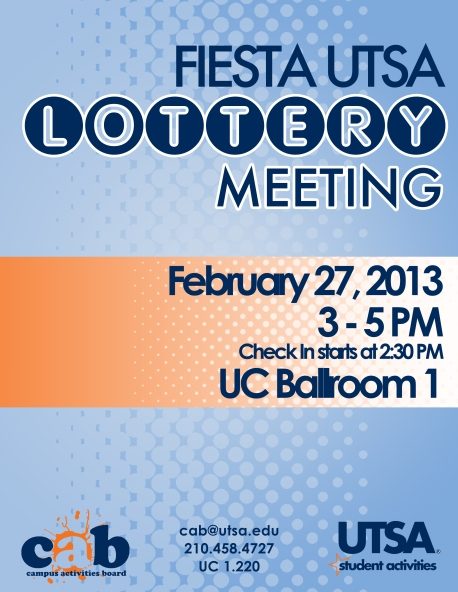 Lottery Meeting